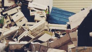 Сбор мусора в ЦАО