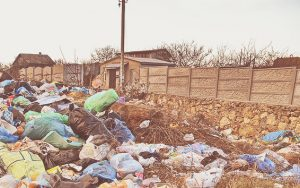 Цена на вывоз мусора с дачного участка