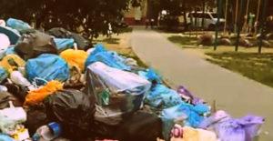 Вывоз мусора в Серебряных Прудах