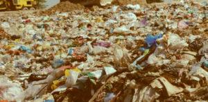 Вывоз мусора контейнером в Монино