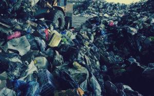 Вывоз мусора в Шаховской