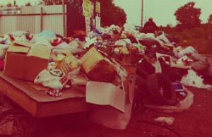 Вывоз отходов в Луховицах