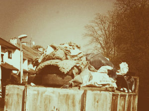 Вывоз строительных отходов в Селятино