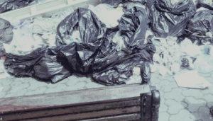 Вывоз мусора контейнером 27 м3 в Москве
