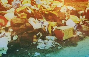 Услуги вывоза мусора в Кубинке