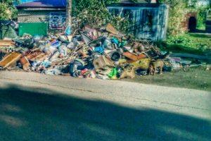 Вывоз мусора в ЮЗАО