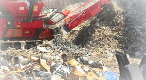 Вывоз мусора в Можайске