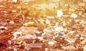 Вывезти мусор с участка