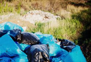 Вывоз мусора контейнером в Хотьково