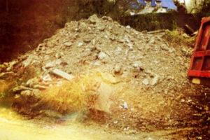 Вывоз строительного мусора в Апрелевке