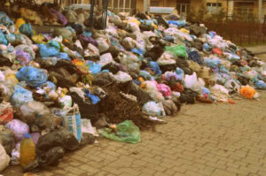 Вывоз мусора в Барвихе