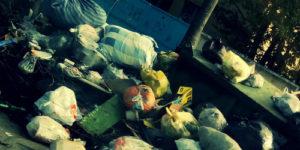 Вывоз мусора в Луховицах