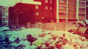 Услуги по вывозу мусора в Шаховской