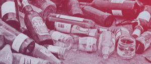 Вывоз мусора в Жаворонках контейнером