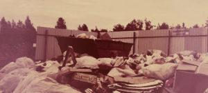 Вывоз мусора в поселке Дорохово